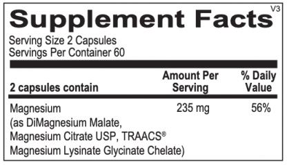 Attune Functional Medicine Supplements - Magnesium